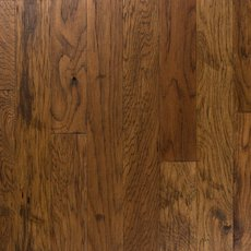 Light Brown Hickory Distressed Locking Engineered Hardwood