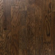 Medium Brown Hickory Locking Engineered Hardwood