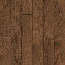 Garner Brown Oak Smooth Solid Hardwood