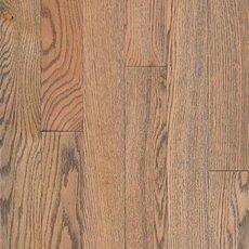 Natural Gray Wash Oak Wire Brushed Solid Hardwood