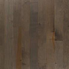 Heritage Gray Maple Smooth Solid Hardwood