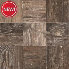 New! Caoba Matte Ceramic Tile