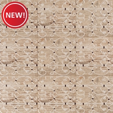 New! Art Grille Matte Ceramic Tile
