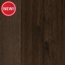 New! Granite Hickory Hand Scraped Solid Hardwood