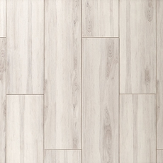 Hadley Gray Polished Wood Plank Ceramic Tile