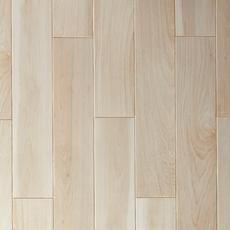 Eldridge Ivory Polished Wood Plank Porcelain Tile