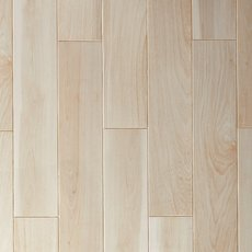 Eldridge Ivory Polished Wood Plank Porcelain Tile