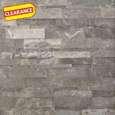 Clearance! Vitava Carbon Polished Marble Panel Ledger