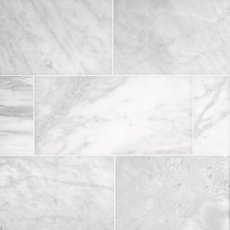 Aurora Silver Polished Marble Tile
