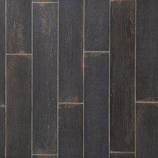Wood Art Midnight Wood Plank Porcelain Tile