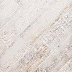 Brixton White Wood Plank Porcelain Tile