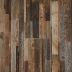 Millworks Cabin Timber Wood Plank Porcelain Tile