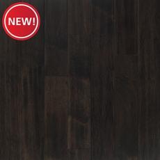 New! Midnight Hickory Hand Scraped Engineered Hardwood
