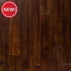 New! Whiskey Maple Hand Scraped Solid Hardwood