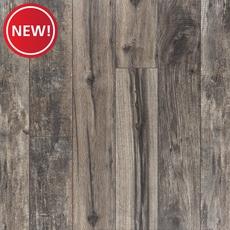 New! Shaded Lumber Variedad Embossed in Register Laminate