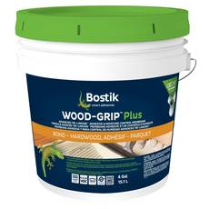 Bostik Wood-Grip Plus Hardwood Flooring Adhesive