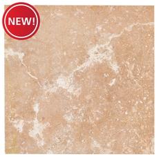 New! Bari Honed Filed Travertine Tile