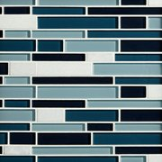 Town Harbor Glass Mosaic