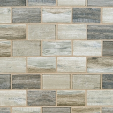 Sand Drift Glass Mosaic