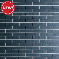 New! Oxford Gray Glass Tile
