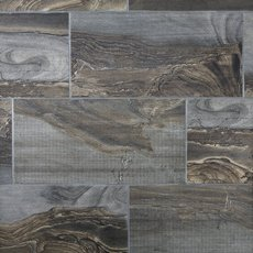 Fossil Smoke Porcelain Tile