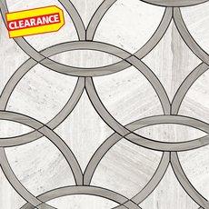 Clearance! Selena Valentino Mix Polished Waterjet Mosaic
