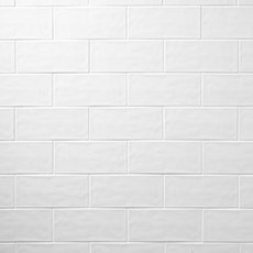 Maiolica White Wall Tile
