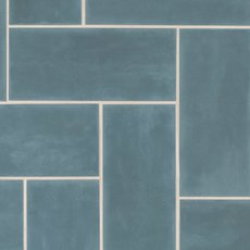Maiolica Bungalow Blue Wall Tile