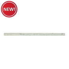 New! Caribbean Green Polished Marble Pencil