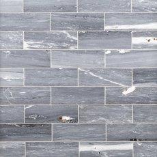 Palissandro Dark Blue Polished Marble Tile