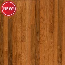 New! Gunstock Select Oak High Gloss Solid Hardwood