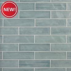 New! Seaside Polished Ceramic Tile