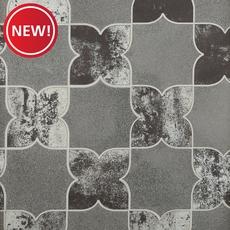 New! Metallic Basalt Limestone Mix Mosaic