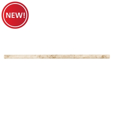 New! Cappuccino Polished Marble Pencil