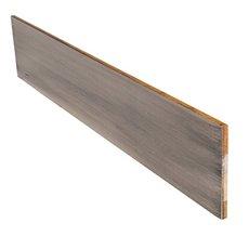 Urban Gray Bamboo Stair Riser