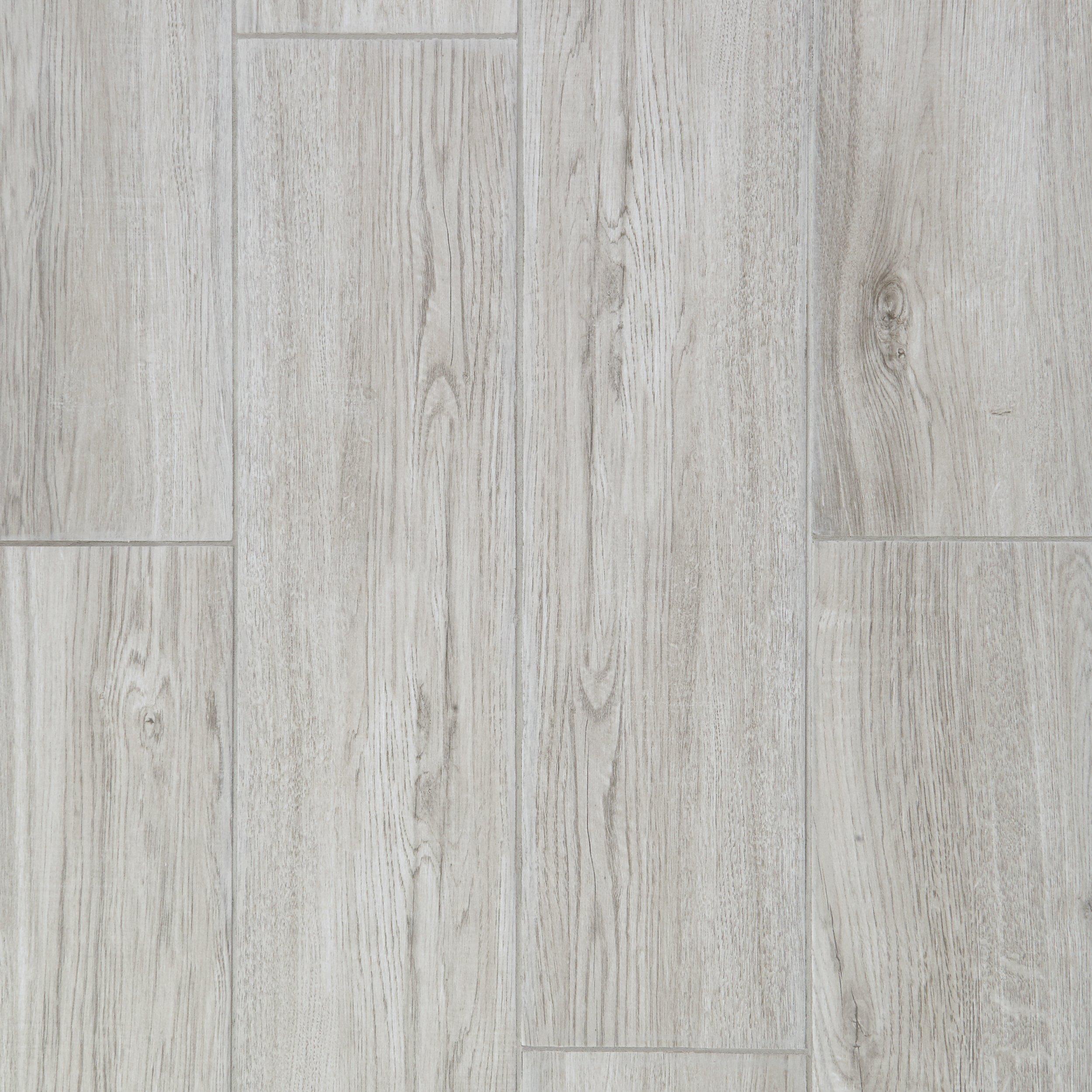 Hard Gray Wood Plank Porcelain Tile - 6 x 24 - 100198712   Floor and ...