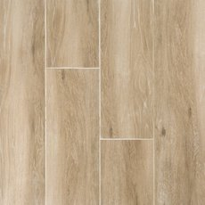 Truewood Cream Wood Plank Porcelain Tile