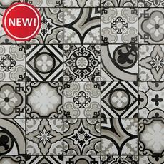 New! Clarkston Decorative Porcelain Tile