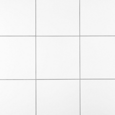 Silk White Ceramic Tile