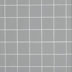 Classic Gray Polished Porcelain Mosaic
