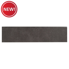 New! Uptown Antracite Porcelain Bullnose
