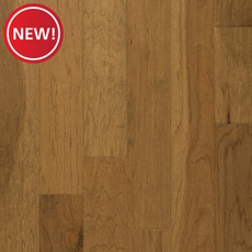New! Hickory Stone Handscraped Engineered Hardwood