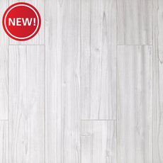 New! Finland White Wood Plank Porcelain Tile