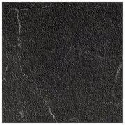 Genus Black Hammered Porcelain Tile