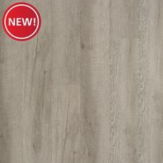 New! Heatherwood Matte Luxury Vinyl Plank with Foam Back