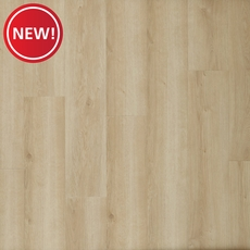New! Prairie Maple Matte Luxury Vinyl Plank with Foam Back