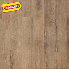Clearance! Satchel Farms Oak Rigid Core Luxury Vinyl Plank - Foam Back