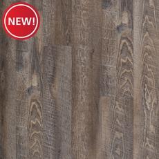 New! Lenox Estate Oak Matte Luxury Vinyl Plank with Foam Back
