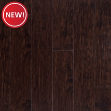 New! Bramble Hickory Luxury Vinyl Plank with Foam Back