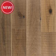 New! Montpellier Oak Mixed Gray Distressed Engineered Hardwood